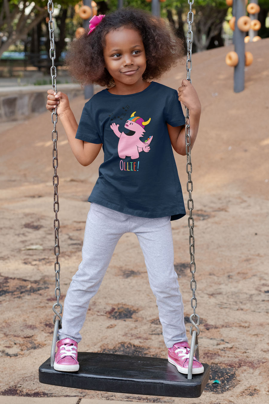 Ollie! Tooth Brigade T-Shirt (Unisex YOUTH SIZES)