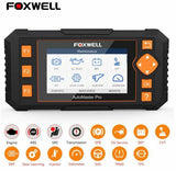 FOXWELL NT634 OBD2 Engine ABS AIRBAG SRS Auto SCANNER Car Diagnostic Scan Tool