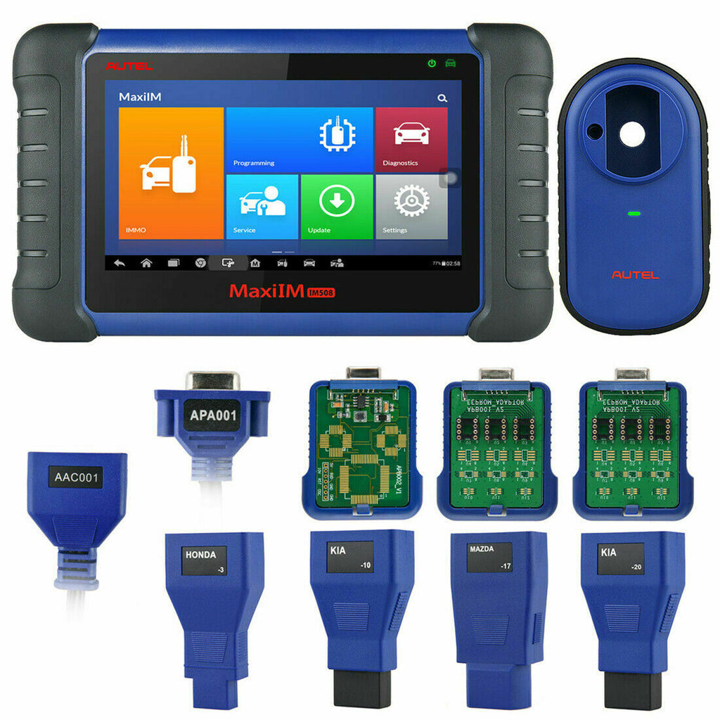 Autel MaxiIM IM508 Key Wireless IMMO Reset Programming Auto Car Diagnostic Tool