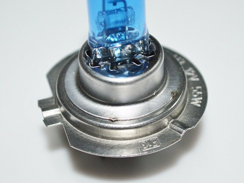 H7 24V 70W Xenon White 6000k Halogen Blue Truck Headlight Lamp Globes Bulbs