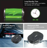 4G 3G TKSTAR Magnetic GPS TRACKER Waterproof IPX7 Anti-Theft Vehicle Car Truck