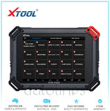 XTOOL X100 PAD2 OBD2 Diagnostic Key Odometer Oil TPMS Code Reader Scanner Tool