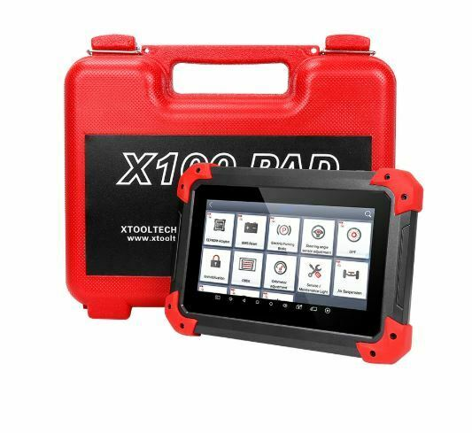 XTOOL X100 PAD Tablet Programmer Odometer Correction EEPROM OBDII Diagnostic DPF