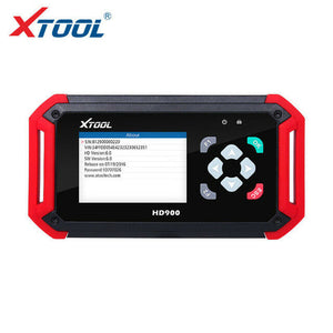 XTOOL HD900 Heavy Duty Scanner Code Reader Diesel Truck Engine OBD2 Diagnostic