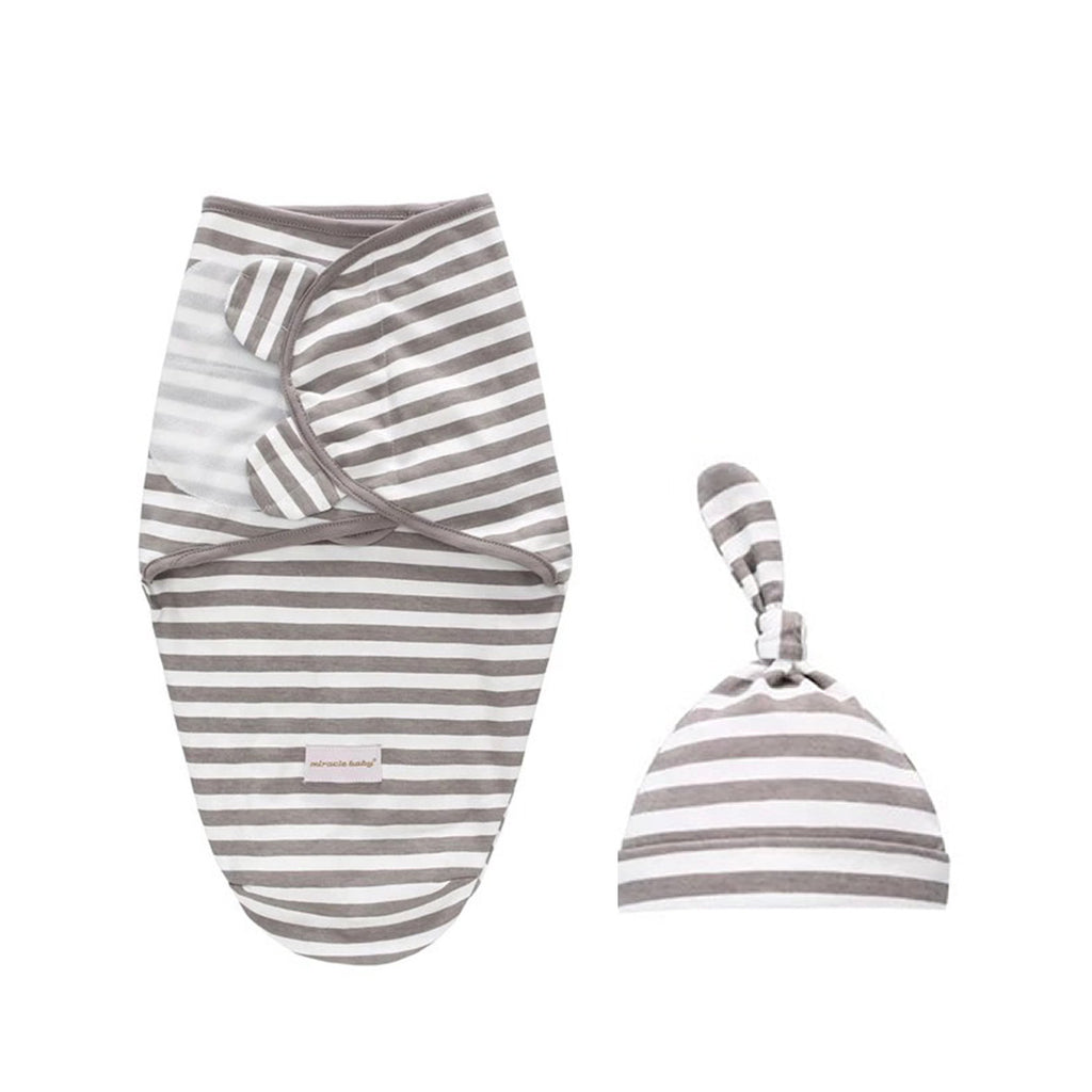 Gray Stripe Set