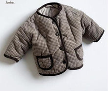 Load image into Gallery viewer, Baby brown jacket