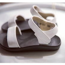 Load image into Gallery viewer, Simple white sandals