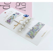 Load image into Gallery viewer, Multi style hairpins set of 4