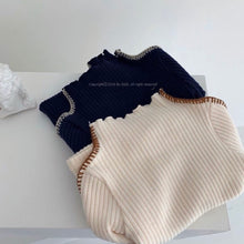 Load image into Gallery viewer, Ripped knit Tops