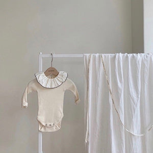 Frill bodysuit + bloomer short