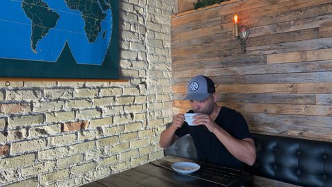Retired Minnesota United Soccer Player Loves Lattes!