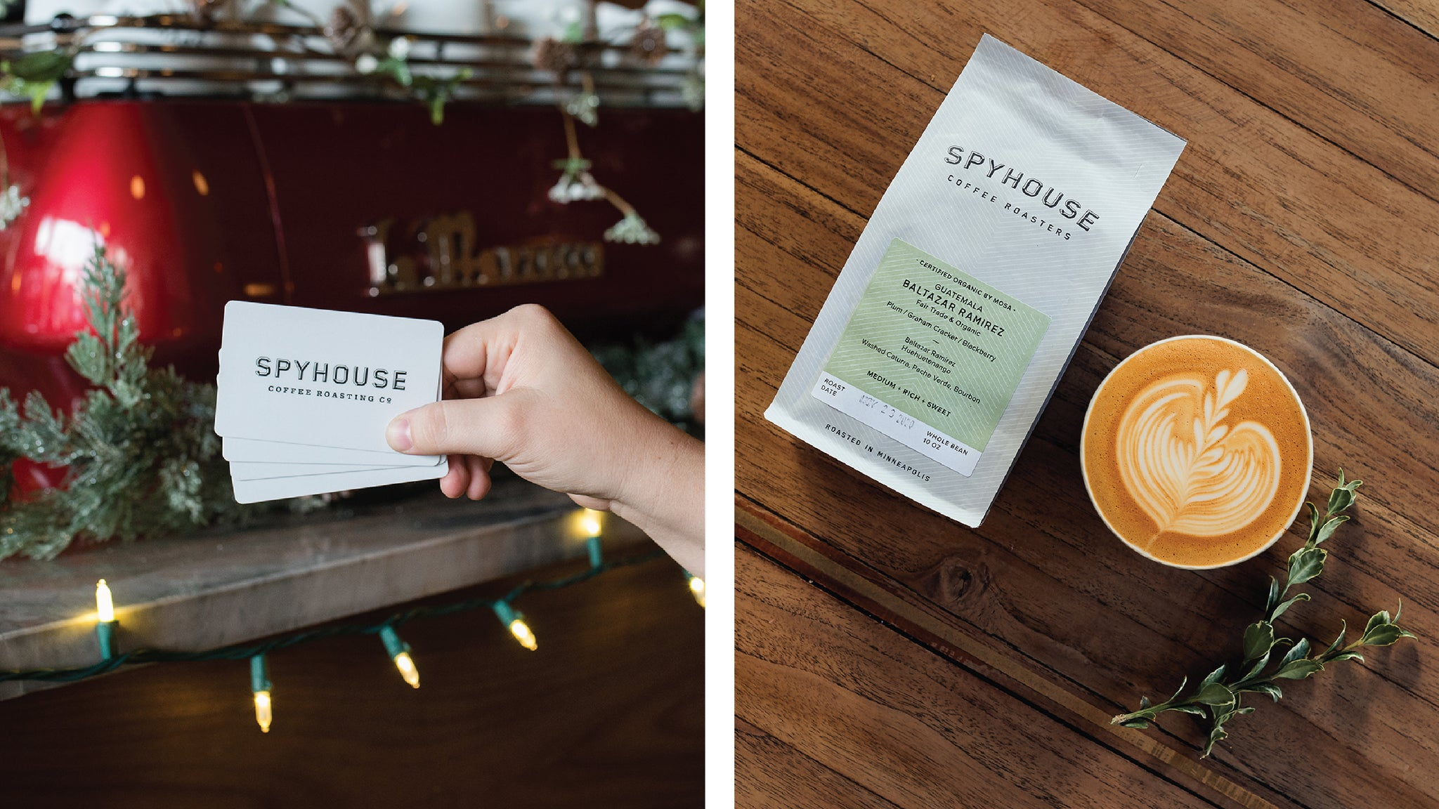 Spyhouse Coffee Holiday Deals