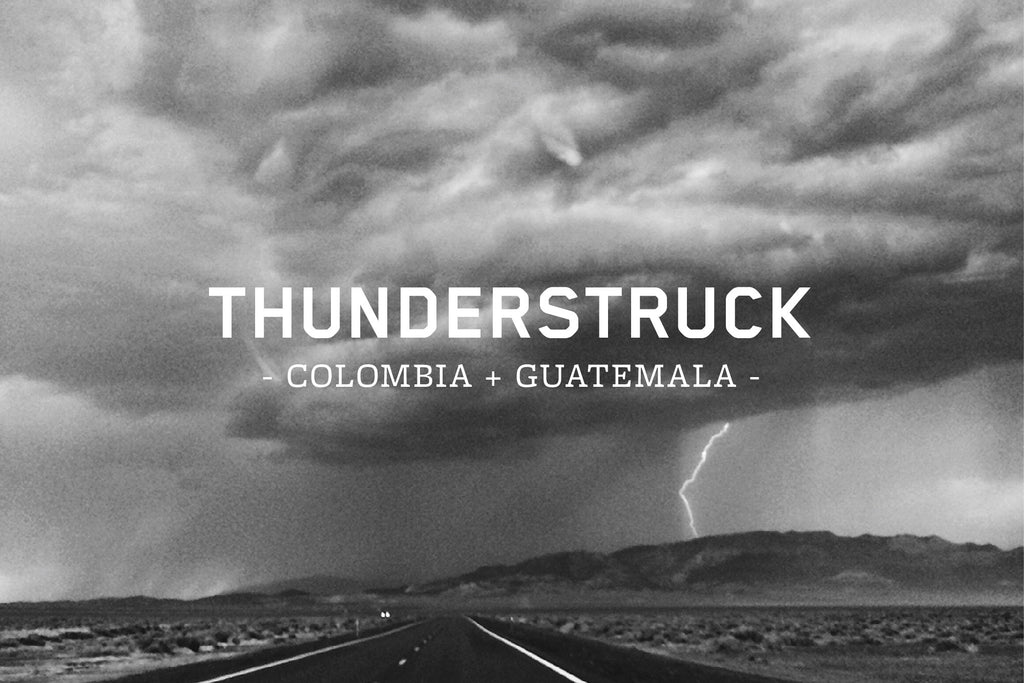 Thunderstruck / Seasonal Blend