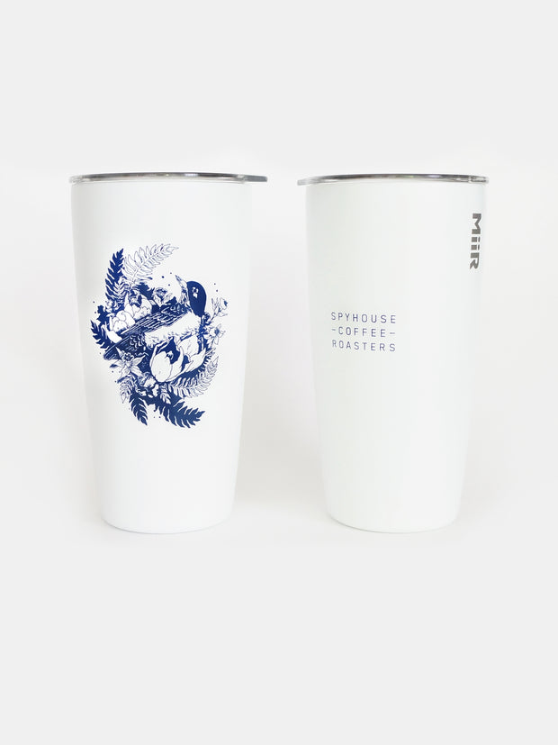 Spyhouse Coffee X Miir Bird Tumbler