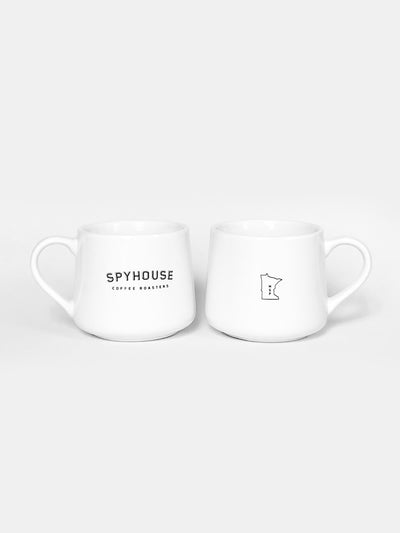 Spyhouse MSP Diner Mug