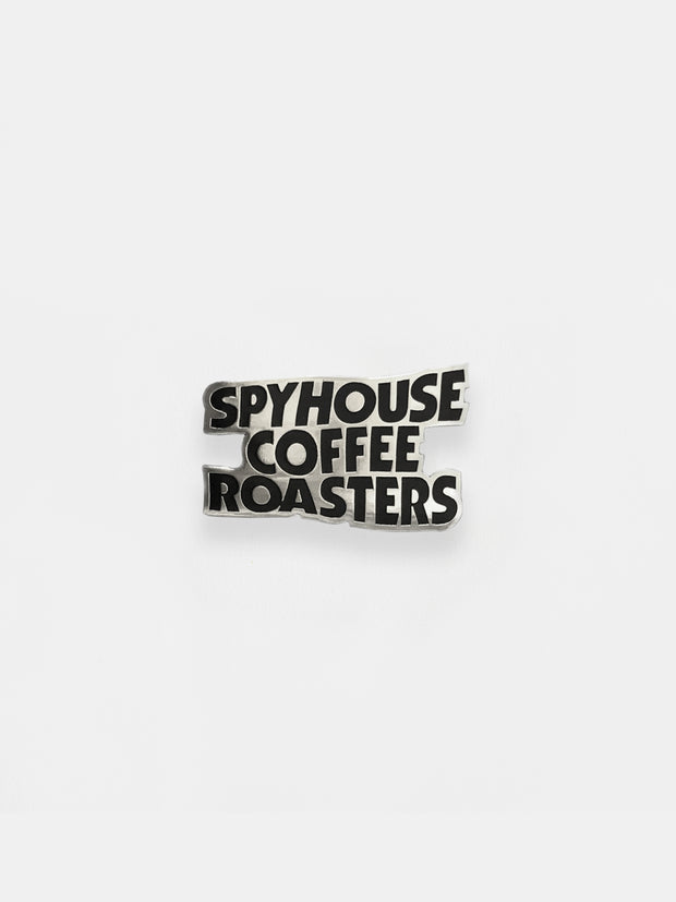 """Black"" Enamel Pin"