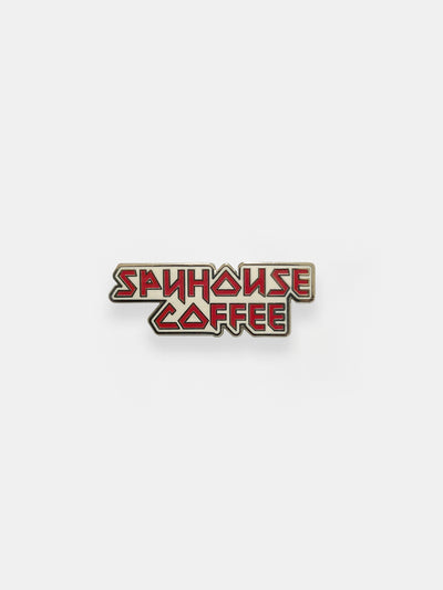 """Iron"" Enamel Pin"