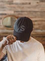 "Spyhouse ""S"" Hat"