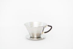Kalita 185 Steel Pour-Over Brewer