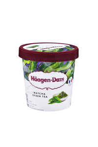 Haagen Dazs Green Tea -6 cups/100ml/cup
