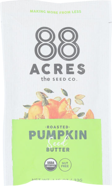 88 Acres: Roasted Pumpkin Seed Butter, 1.16 Oz