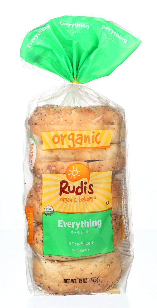 Rudis: Everything Bagels, 15 Oz
