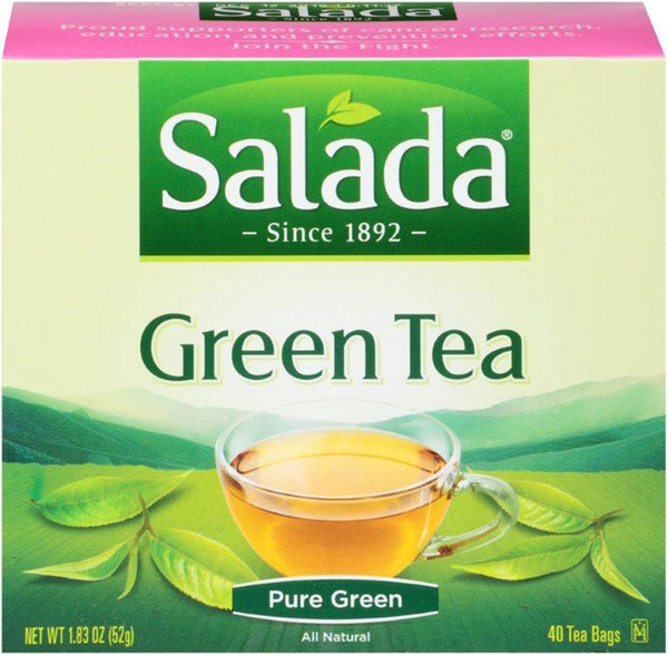 Salada: Green Tea, 40 Tea Bags