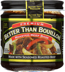 Better Than Bouillon: Roasted Beef Base, 8 Oz