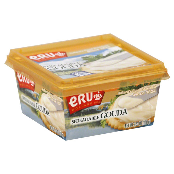 Eru Holland: Spreadable Gouda Cheese, 3.5 Oz