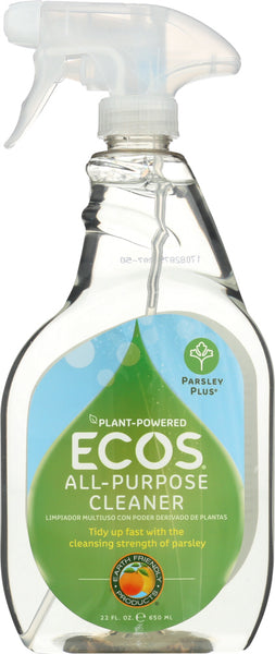 Earth Friendly: Cleaner All Purpose Parsley Plus, 22 Oz