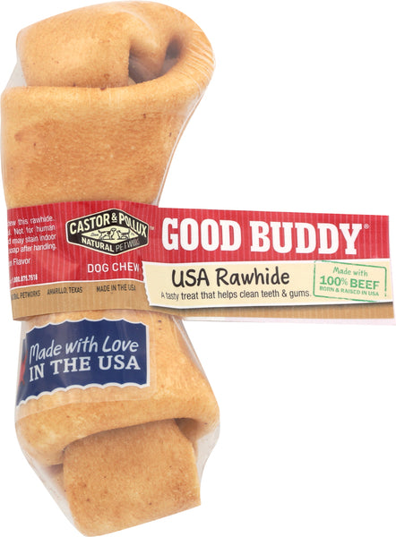 Castor & Pollux: Good Buddy Bone Dog Chew 4-5 Inches, 1 Ea