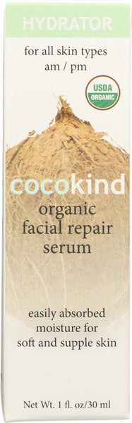 Cocokind: Serum Facial Repair Organic, 30 Ml