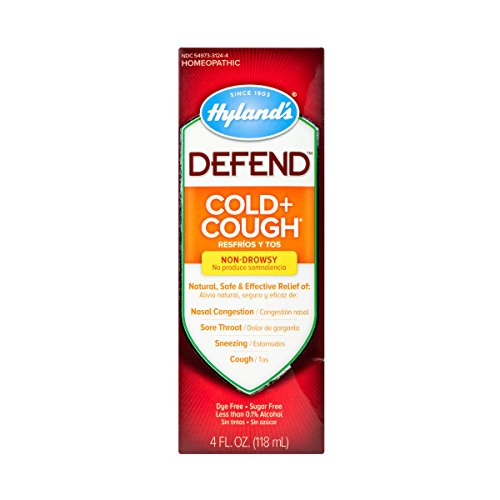 Hyland: Defend Cold And Cough, 4 Oz