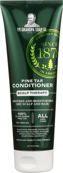 Grandpa's: Wonder Pine Tar Conditioner, 8 Oz