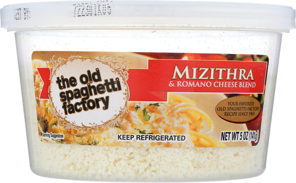 Old Spaghetti: Mizithra & Romano Cheese Blend, 5 Oz