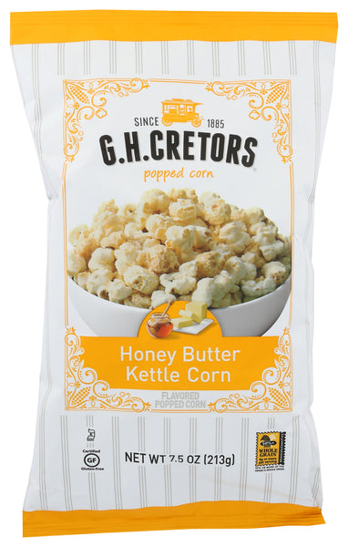 Gh Cretors: Honey Butter Kettle Corn, 7.5 Oz