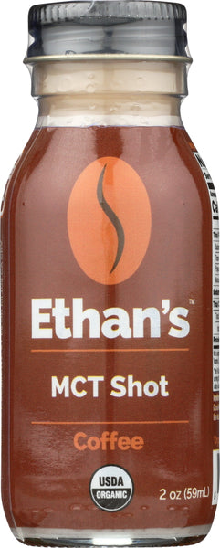 Ethans: Shot Mct Coffee, 2 Oz