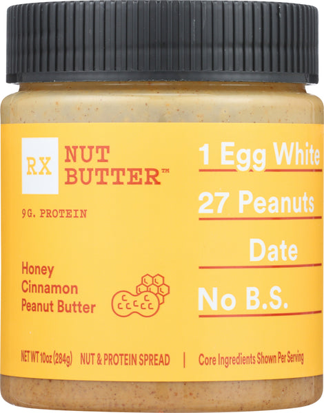 Rxbar: Peanut Butter Honey Cinnamon Jar, 10 Oz