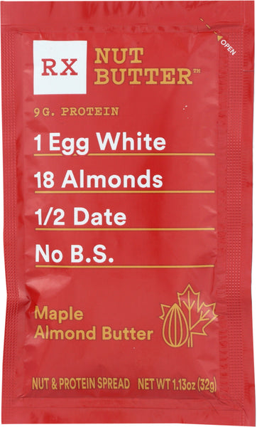 Rxbar: Butter Almond Maple, 1.13 Oz