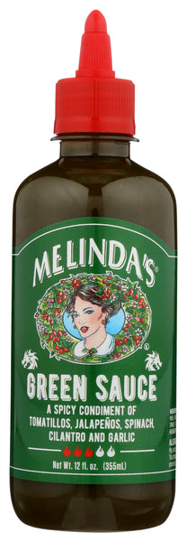 Melindas: Sauce Green Asian, 12 Oz