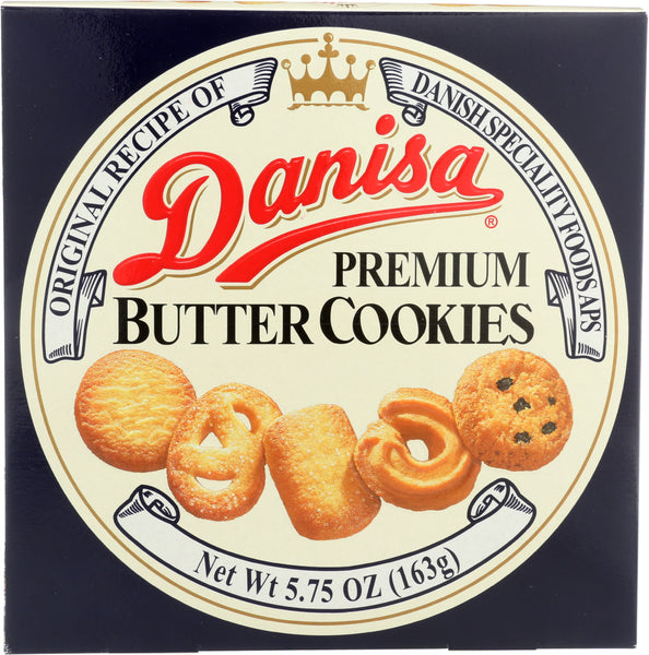 Danisa: Cookie Butter, 5.75 Oz