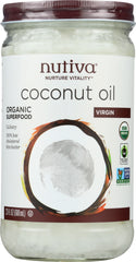 Nutiva: Organic Virgin Coconut Oil , 23 Oz