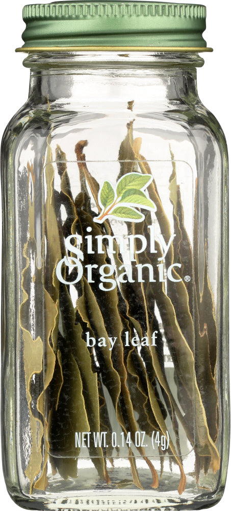 Simply Organic: Bay Leaf Org (0.140 Oz)