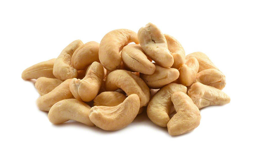 Bulk Nuts: Raw Cashew Nuts 320, 50 Lb