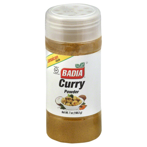 Badia: Curry Powder, 7 Oz