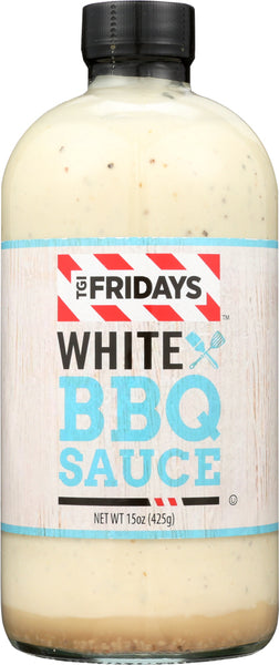 Tgi Fridays: Sauce Bbq White, 16 Oz