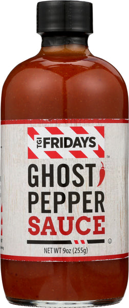 Tgi Fridays: Sauce Ghost Pepper, 9 Oz