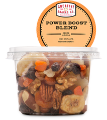 Creative Snack: Power Boost Blend Trail Mix Cup, 9.5 Oz