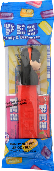 Pez: Pez Dispenser Incredibles Plybg, .58 Oz
