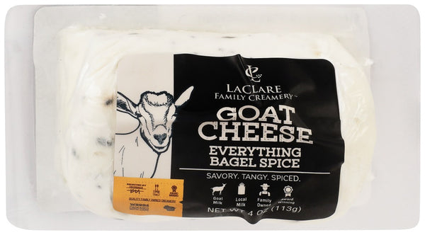 Laclare Farms: Goat Cheese Everything Bagel Spice, 4 Oz